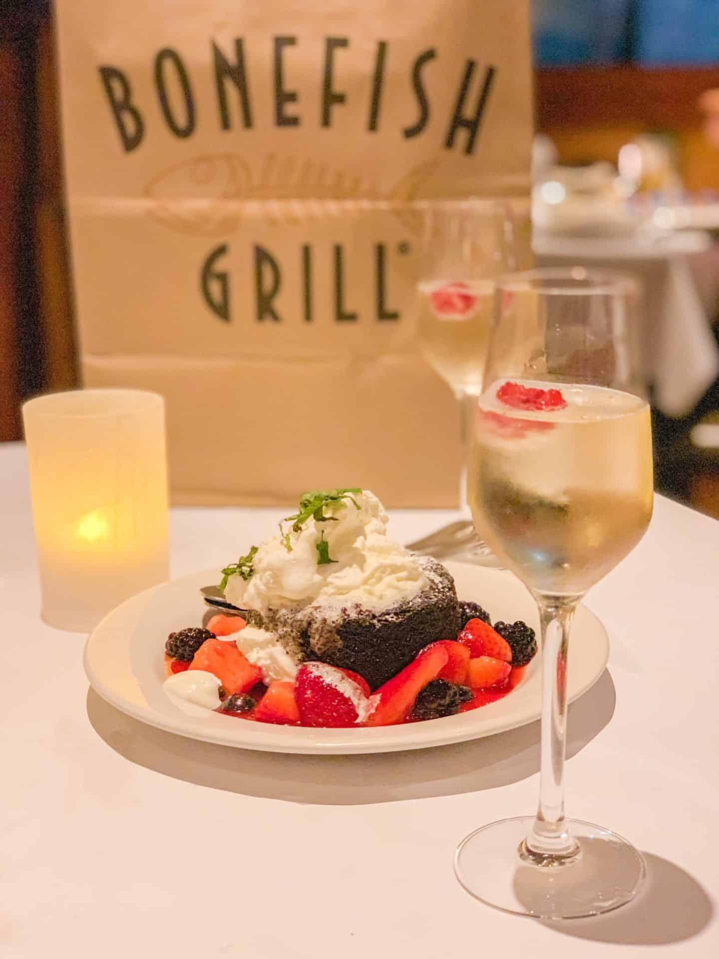 Our Valentines Dinner At Bonefish Grill Shaunda Necole